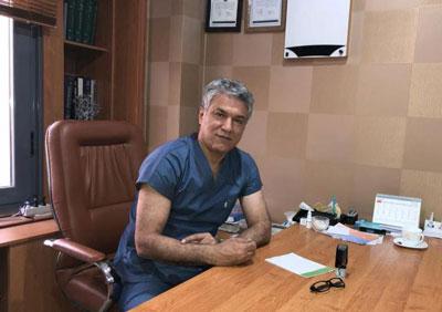 دکتر سید حسن حسینی خواه جراح بینی در مشهد