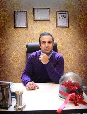 دکتر کریم جلائیان ( جلالیان ) جراح بینی در مشهد