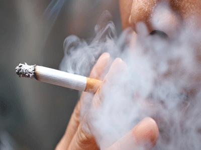 مصرف دخانیات قبل از جراحی بینی